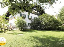 5 Sterne Ferienhaus Gut Stohrerhof am Ammersee bis 15 Personen, Hotel in Dießen am Ammersee