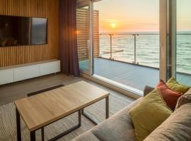 Apartos Sailor - Luxury Apartments – hotel w mieście Ustronie Morskie