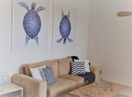 The Blue Turtle beach apt