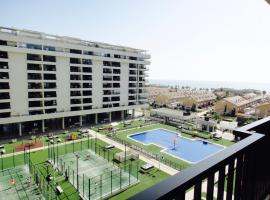 Patacona Beach Power!!, hotel with pools in Valencia