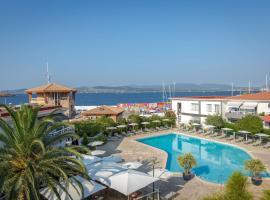 Best Western Plus La Marina, accessible hotel in Saint-Raphaël