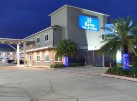Haven Inn & Suites Downtown Houston., motel in Houston