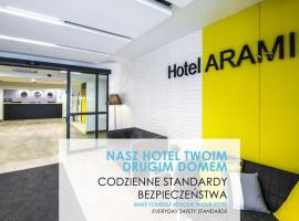 Start Hotel Aramis, hotel in Warsaw