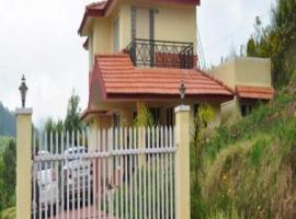 The v view villa, hotel in Ooty