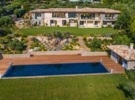 Beautiful Villa in Great Location - Saint-Tropez!