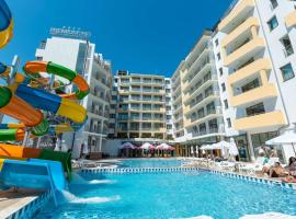 Best Western PLUS Premium Inn, hotel in Sunny Beach