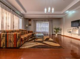 Radisson Blu Hotel & Residence Nairobi Arboretum, hotel a Nairobi