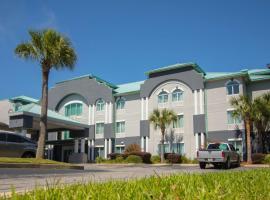 Best Western Plus Blue Angel Inn, hotel in Pensacola