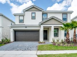 Near Disney! 10BR Family Mansion with Pool!