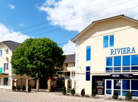 Ривьера, готель у Скадовську