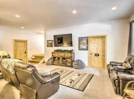 Spacious Mtn Retreat - 5 Mi to Breck Main St., pet-friendly hotel in Breckenridge