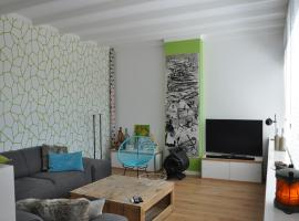 Centraal aan Zee, self catering accommodation in Egmond aan Zee