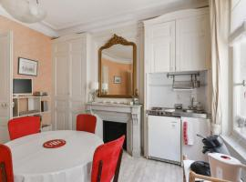 Cosy flat in Trouville, 50m to the beach and the casino - Welkeys, budget hotel in Trouville-sur-Mer