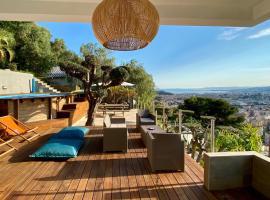 Splendide Villa piscine et superbe vue