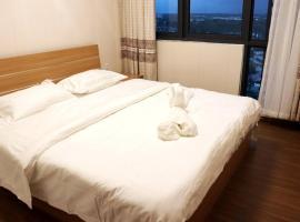 Jeff Home 14 @ VivaCity Megamall High Speed WIFI, pet-friendly hotel in Kuching
