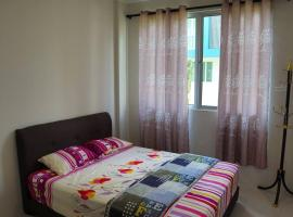 Brand new entire apartment near airport, pet-friendly hotel in Kuching