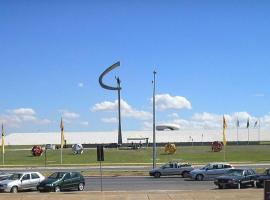 Área nobre de Brasília / Setor Sudoeste