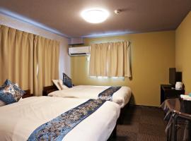 Calm Castle Hotel Nijo