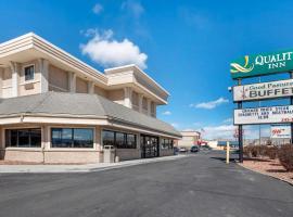 Quality Inn Grand Junction near University, budget hotel in Grand Junction