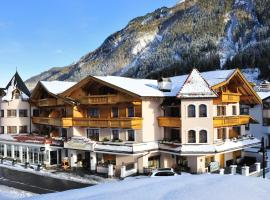 Hotel Garni Castel B&B, ski resort in Ischgl