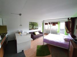 Haus Belaire, hotel in Leukerbad