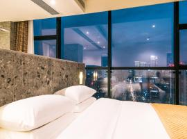 Travelling With Hotel · Chengdu Financial Global Center