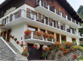 Hôtel Flor'Alpes, hotel in La Giettaz