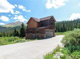 Bright And Spacious Modern Mountain Luxury Home, pet-friendly hotel in Breckenridge