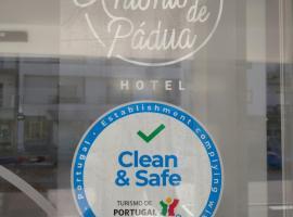 Hotel Santa Isabel, hotel em Fátima