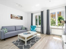 Central Apartments Poznań Wozna by Renters, pet-friendly hotel in Poznań