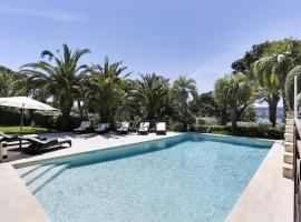 12 Guests Amazing Villa, Saint-Tropez