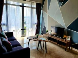 Le Manoir@ Anggun Residences, holiday rental in Kuala Lumpur