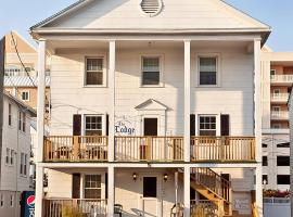 Lankford Lodge: Ocean City şehrinde bir otel