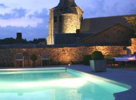 Le Castel, hotel in Fosses-La-Ville