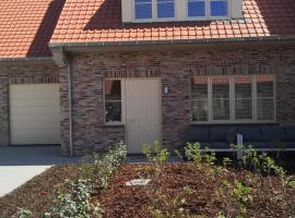 Newport House, self catering accommodation in Nieuwpoort