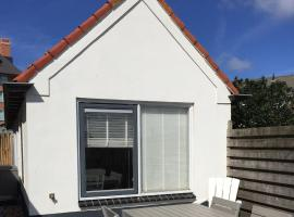 Nice Holiday Home in North Holland, 100 m from the Beach