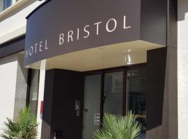 Le Bristol, hotel in Caen