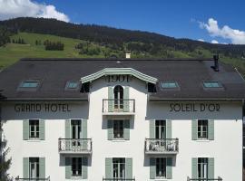 Grand Hotel Soleil d'Or