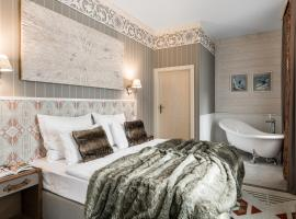 Aries Hotel & SPA Wisła – hotel w pobliżu miejsca Skocznia narciarska Wisła-Malinka w Wiśle