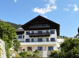 Hotel Garni Frommes, hotel in Fiss