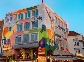 Hotel Credible, hotel in Nijmegen