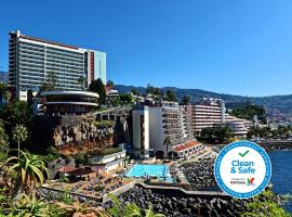 Pestana Carlton Madeira Ocean Resort Hotel, hotel no Funchal