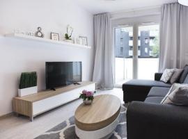Modern one-bedroom apartment/ City Center/ Centrum, pet-friendly hotel in Wrocław