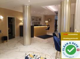 Excelsior, hotel en Ginebra
