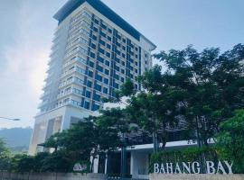 Bahang Bay Hotel, hotel with jacuzzis in George Town