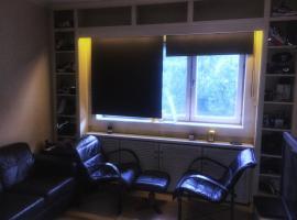 Oslo S apartment