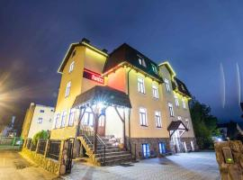 Hotel Nałęcz City Center, hotel near Kasprowy Wierch Ski Lift, Zakopane