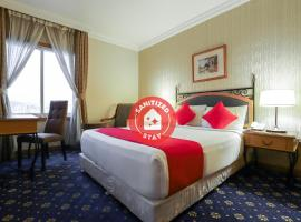 OYO 328 City Plaza Hotel, hotel in Fujairah