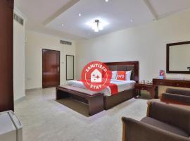 OYO 366 Waves Hotel, отель в Аджмане