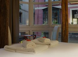 AliciaZzz Bed And Breakfast Bilbao, boutique hotel in Bilbao